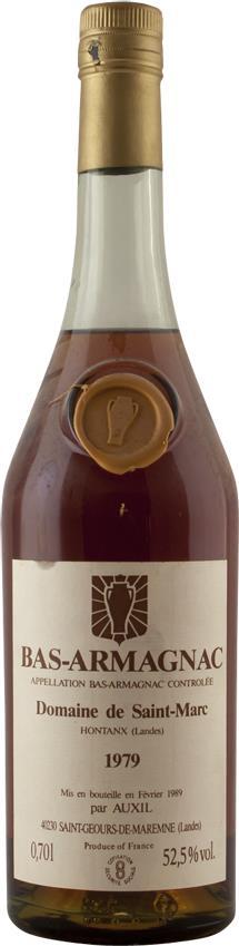 Armagnac 1979 Domaine de Saint-Marc (4678)