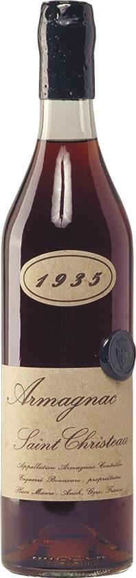 Armagnac 1935 Saint Christeau (1376)