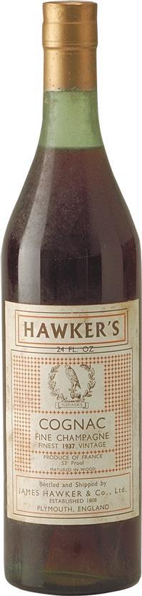 Cognac 1937 Hawker's (4686)