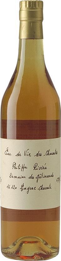 Eau de Vie 1949 Philippe Rivière