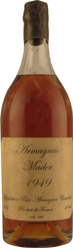 Armagnac 1949 Mader J. 1.5L (20144)