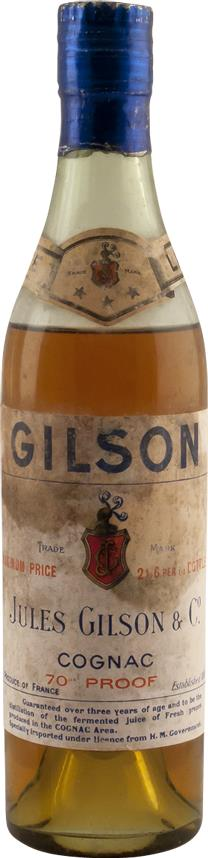 Cognac 1940 Jules Gilson & Co 37.5cl (4769)