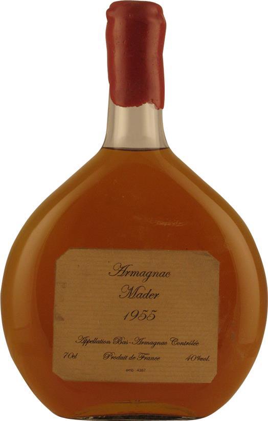 Armagnac 1955 Mader J. (20145)