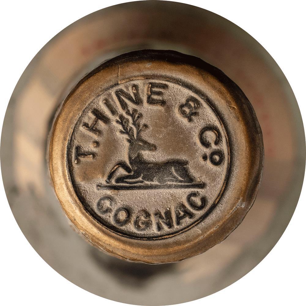 Cognac 1928 Hine Grand Champagne Jarnac aged