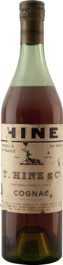 Cognac 1928 Hine & Co T. (4808)