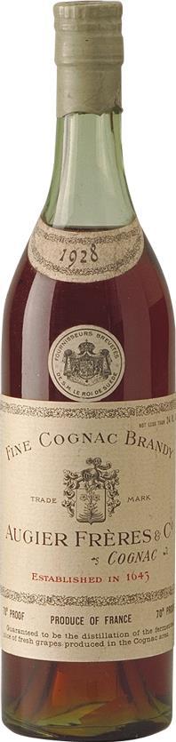 Cognac 1928 Augier Frères (4825)