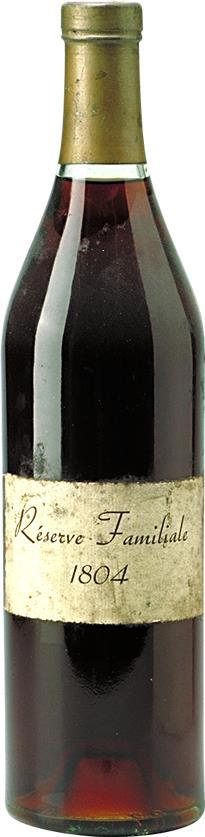 Cognac 1804 Favraud Réserve Familiale (4937)