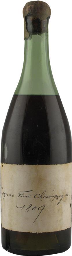 Cognac 1809 Fine Champagne (4973)