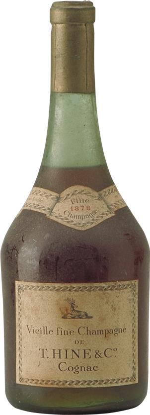 Cognac 1878 Hine Fine Champagne (4987)