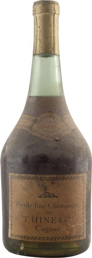 Cognac 1898 Hine Vieille Fine Champagne (4990)