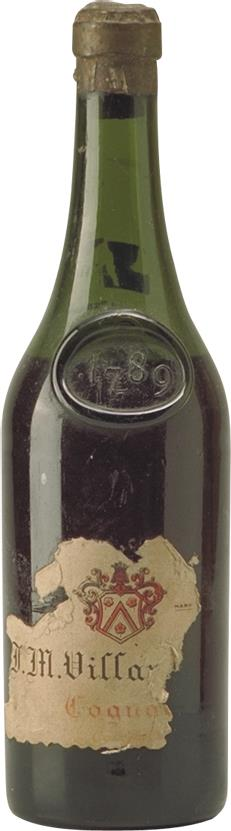 Cognac 1789 Villard J.M. 50cl (4997)