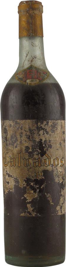 Calvados 1868 Château Grandchamp (20164)