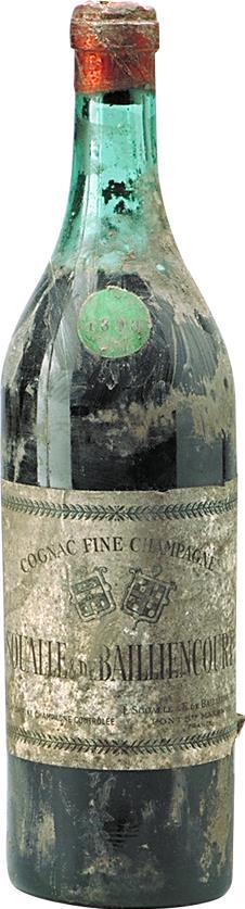 Cognac 1800 Soualle & E. de Bailliencourt L. (5012)
