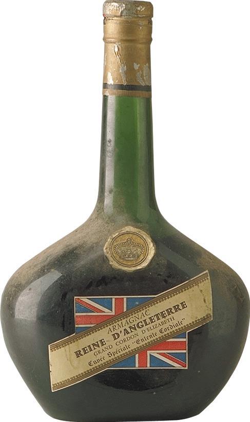 Armagnac NV Reine d'Angleterre (5018)