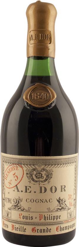 Cognac 1840 A.E. DOR