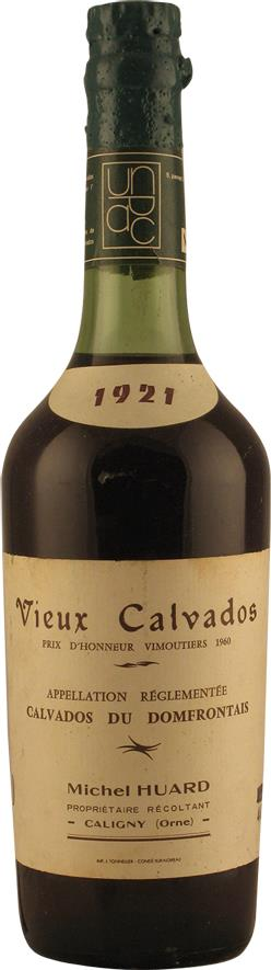 Calvados 1921 Michel Huard (20169)