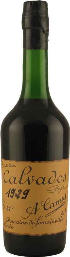 Calvados 1929 Camut (20170)