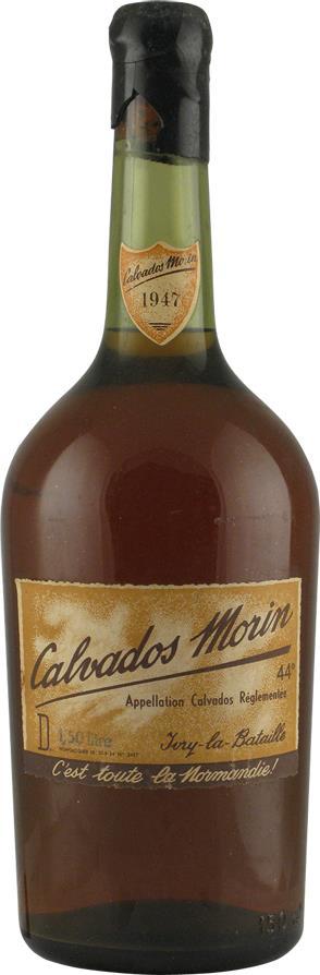 Calvados 1947 Morin (20174)