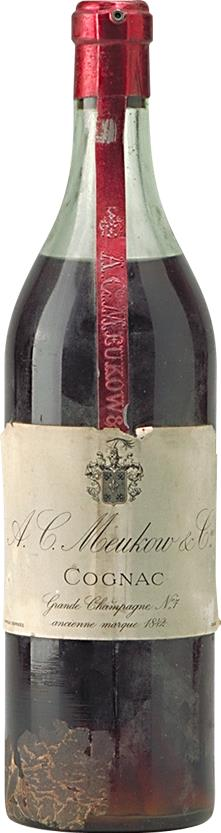 Cognac 1842 Meukow & Co (5145)