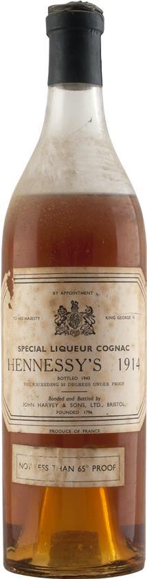 Cognac 1914 Hennessy (5156)