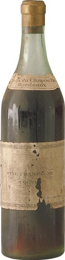 Cognac 1890 Caves du Chapon (1448)
