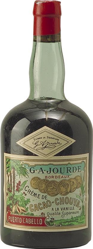 Liqueur 1920 Jourde G.A. (5162)