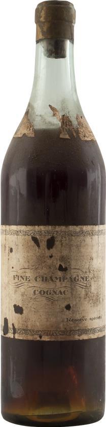 Cognac 1890 Caves du Chapon (20184)