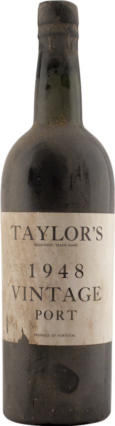 Port 1948 Taylor, Fladgate & Yeatman