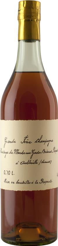 Cognac Heritage Mme Gaston Briand 1925 (5220)