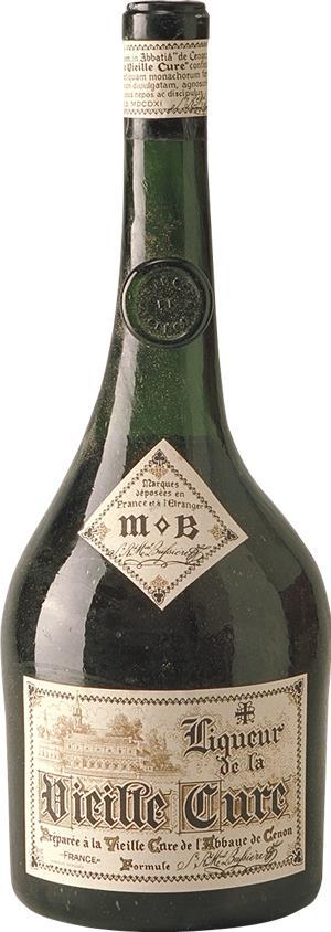 Vielle Cure Liqueur Abbaye de Cenon 1920s (5239)