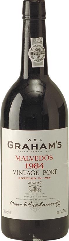 Port 1984 Graham W. & J., Vintage  (17402)