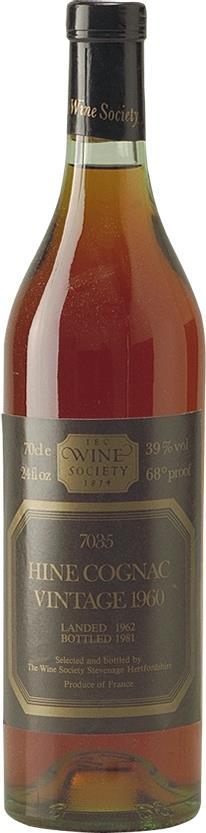 Cognac 1960 Hine & Co T. (17414)