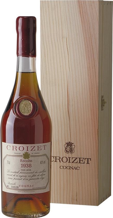 Cognac 1938 Croizet B. Léon (5349)
