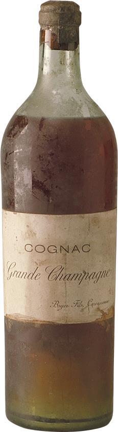 Cognac 1908 Boyer Fils (1491)
