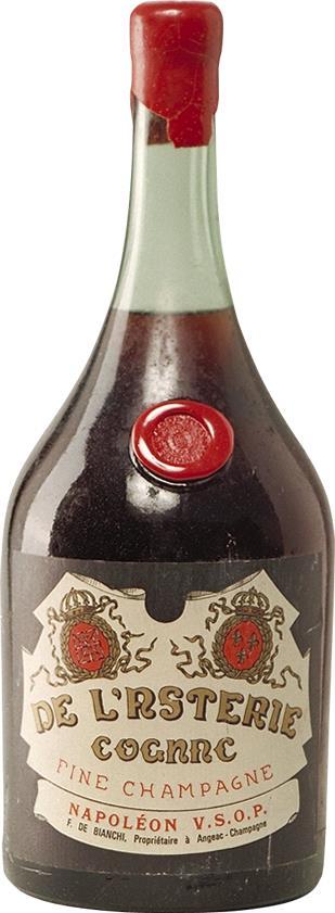 Cognac 1940s De l'Asterie V.S.O.P 1.5L