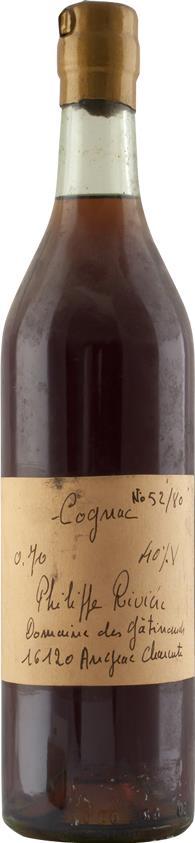 Cognac 1940s Philippe Rivière (20203)