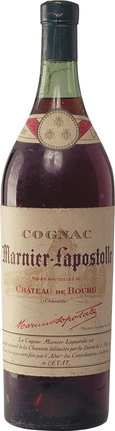 Cognac 1940s Marnier-Lapostolle (1562)