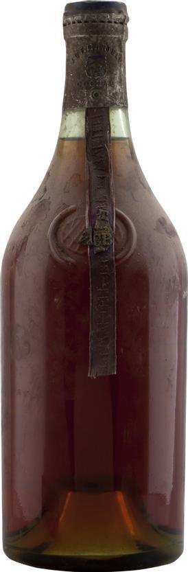 Cognac Martell J & F. Cordon Bleu 1950s spring cap (20225)