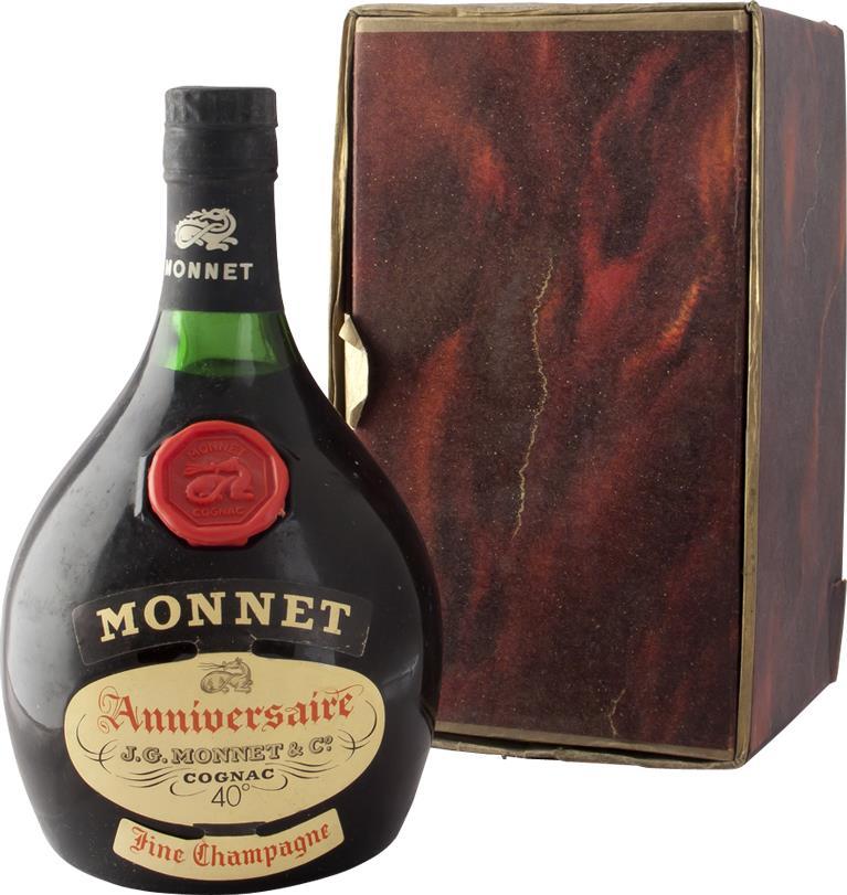 Cognac 1950 Monnet & Co J.G. (20229)