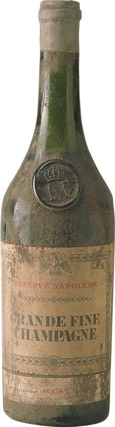 Cognac 1910s Maxim's Réserve Napoleon (1580)