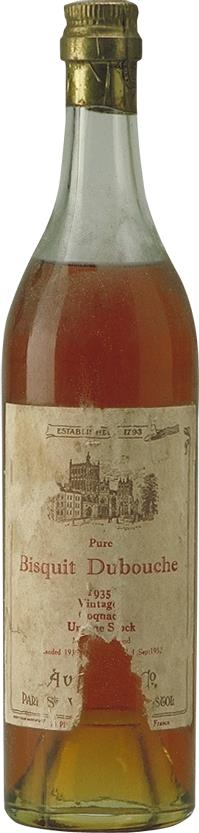 Cognac 1935 Bisquit Dubouché Landed (5574)