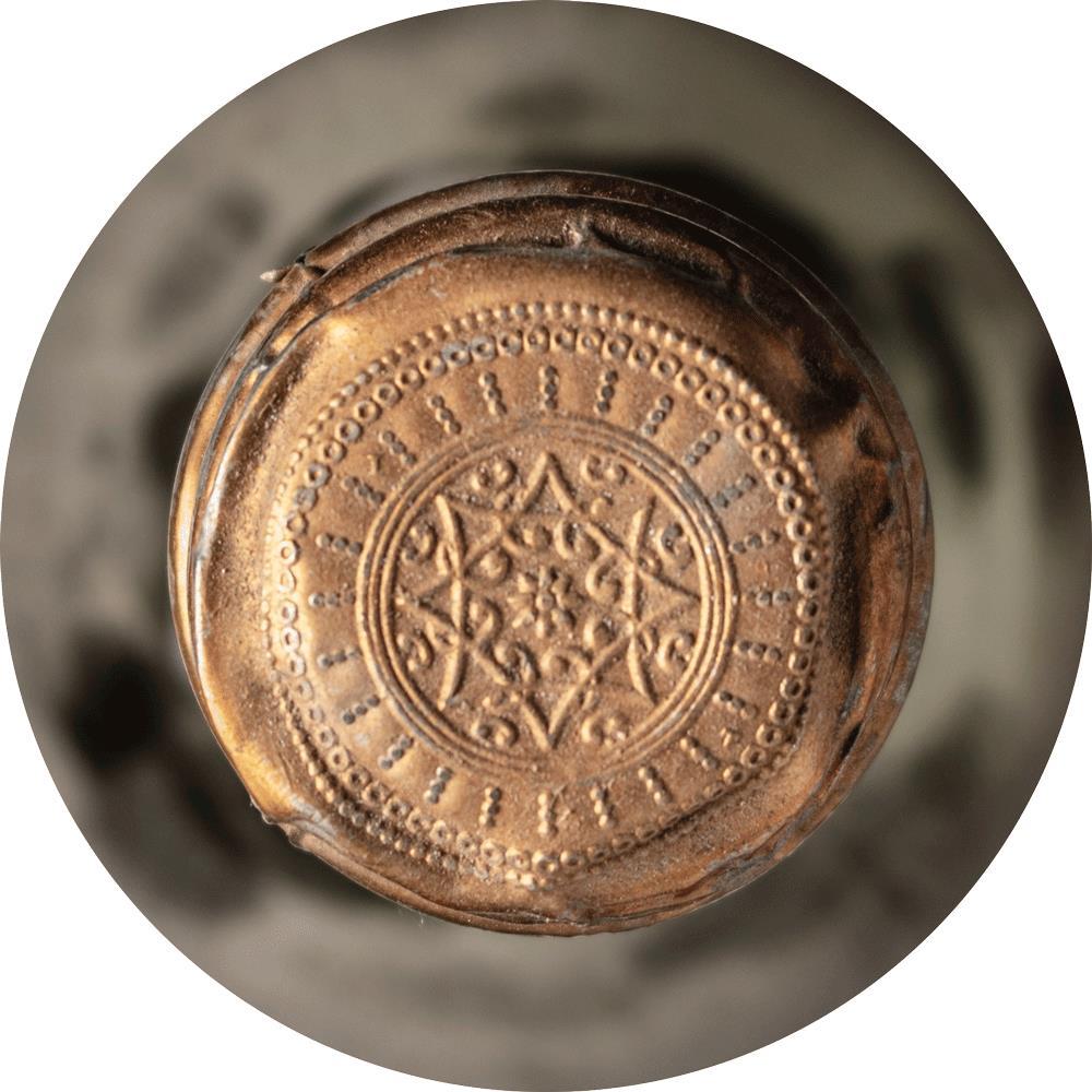 Cognac 1906 Hine Landed