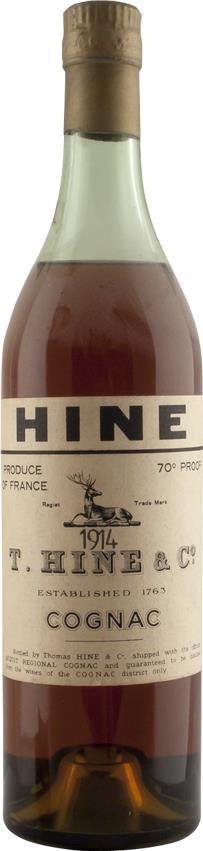 Cognac 1914 Hine & Co T.