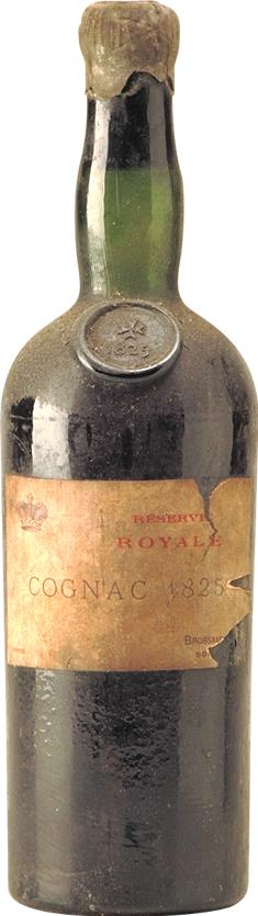Cognac 1825 Brossault & Co (5612)