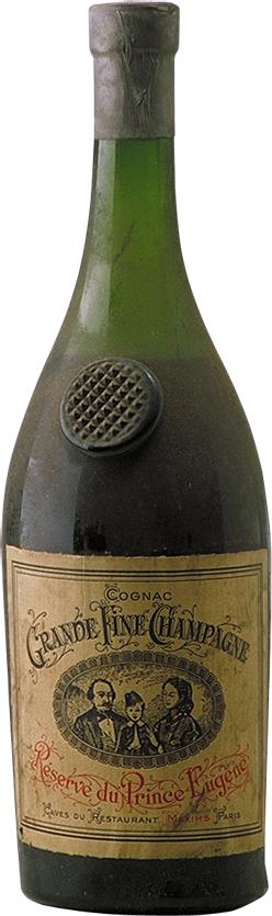 Cognac 1910s Maxim's Réserve du Prince Eugene (1624)