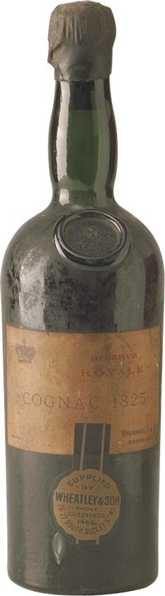 Cognac 1825 Brossault & Co (5624)