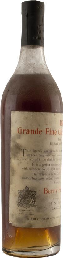 Cognac 1874 Berry Brothers & Rudd