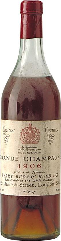 Cognac 1906 Berry Brothers & Rudd (5715)