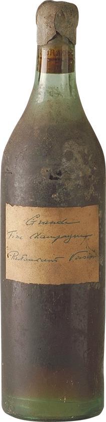 Cognac 1875 Restaurant Voisin (1628)