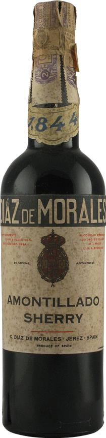 Sherry 1844 Diaz de Morales C. (5762)